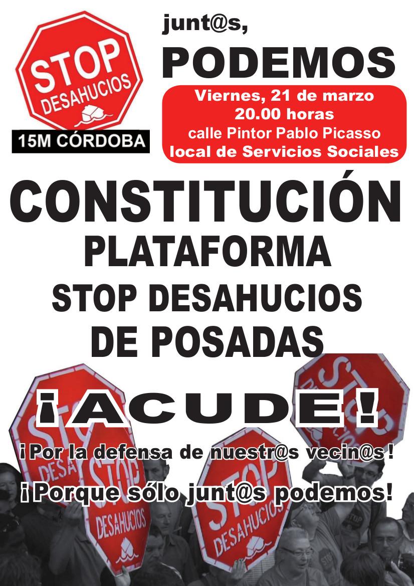 StopDesahuciosPosadasConstitucion
