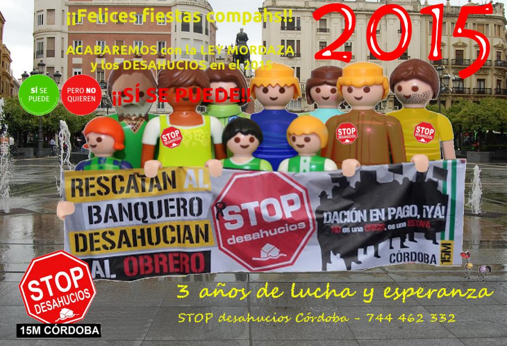 gran almanaque stop desahucios 2015