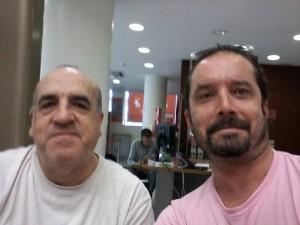 PACO Y JOAQUÍN